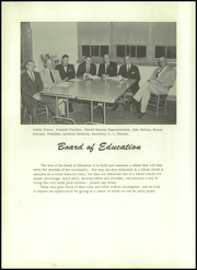 Roscoe High School - Gleaner Yearbook (Roscoe, TX) online yearbook collection, 1960 Edition, Page 10