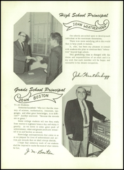 Roscoe High School - Gleaner Yearbook (Roscoe, TX) online yearbook collection, 1960 Edition, Page 12