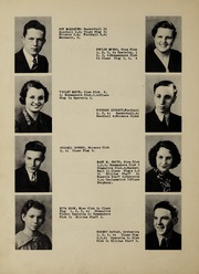 Roseville High School - Rosette Yearbook (Roseville, OH) online yearbook collection, 1938 Edition, Page 12
