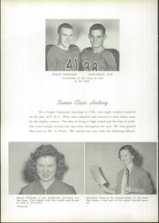 Roseville High School - Rosette Yearbook (Roseville, OH) online yearbook collection, 1950 Edition, Page 16