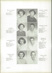Roseville High School - Rosette Yearbook (Roseville, OH) online yearbook collection, 1950 Edition, Page 20 of 96