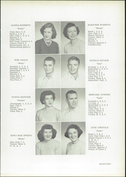 Roseville High School - Rosette Yearbook (Roseville, OH) online yearbook collection, 1950 Edition, Page 21