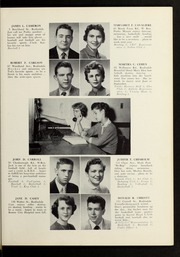 Roslindale High School - Yearbook (Roslindale, MA) online yearbook collection, 1956 Edition, Page 17