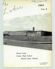 Round Lake High School - Laker Yearbook (Round Lake, IL) online yearbook collection, 1963 Edition, Page 5