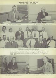 Ruston High School - Resume Yearbook (Ruston, LA) online yearbook collection, 1954 Edition, Page 7