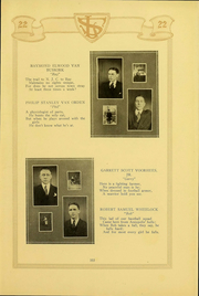 Rutgers University - Scarlet Letter Yearbook (Newark, NJ) online yearbook collection, 1922 Edition, Page 104