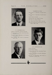 SUNY at Delhi - Fidelitas Yearbook (Delhi, NY) online yearbook collection, 1938 Edition, Page 16