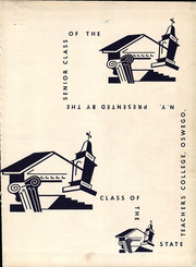 SUNY at Oswego - Ontarian Yearbook (Oswego, NY) online yearbook collection, 1950 Edition, Page 3