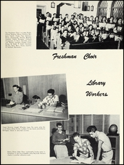 Sacred Heart Cathedral Preparatory - Shamrock Yearbook (San Francisco, CA) online yearbook collection, 1955 Edition, Page 93 of 112