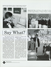 Sacred Heart Cathedral Preparatory - Shamrock Yearbook (San Francisco, CA) online yearbook collection, 2001 Edition, Page 204 of 232