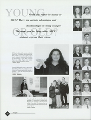 Sacred Heart Cathedral Preparatory - Shamrock Yearbook (San Francisco, CA) online yearbook collection, 2001 Edition, Page 24 of 232
