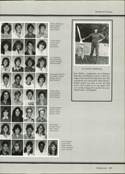 Saguaro High School - Sentinel Yearbook (Scottsdale, AZ) online yearbook collection, 1983 Edition, Page 201
