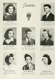 Saint Annes Academy - Grottonian Yearbook (Fort Smith, AR) online yearbook collection, 1943 Edition, Page 14