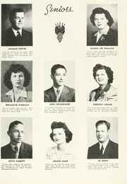Saint Annes Academy - Grottonian Yearbook (Fort Smith, AR) online yearbook collection, 1943 Edition, Page 15