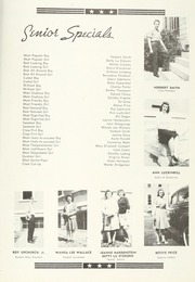 Saint Annes Academy - Grottonian Yearbook (Fort Smith, AR) online yearbook collection, 1943 Edition, Page 17