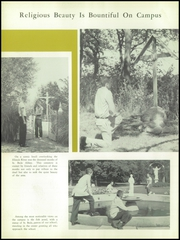 Saint Bede Academy - Via Baeda Yearbook (Peru, IL) online yearbook collection, 1960 Edition, Page 16