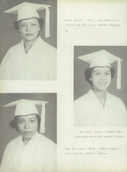 Saint Marys Academy - Maris Stella Yearbook (New Orleans, LA) online yearbook collection, 1954 Edition, Page 14 of 112