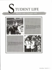 Sam Houston High School - Cherokee Yearbook (Arlington, TX) online yearbook collection, 1985 Edition, Page 15