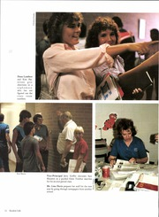 Sam Houston High School - Cherokee Yearbook (Arlington, TX) online yearbook collection, 1985 Edition, Page 16 of 280