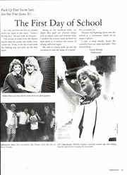 Sam Houston High School - Cherokee Yearbook (Arlington, TX) online yearbook collection, 1985 Edition, Page 215 of 280