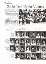 Sam Houston High School - Cherokee Yearbook (Arlington, TX) online yearbook collection, 1985 Edition, Page 216