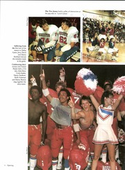 Sam Houston High School - Cherokee Yearbook (Arlington, TX) online yearbook collection, 1985 Edition, Page 8