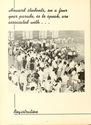 Samford University - Entre Nous Yearbook (Birmingham, AL) online yearbook collection, 1955 Edition, Page 6