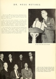 Samford University - Entre Nous Yearbook (Birmingham, AL) online yearbook collection, 1956 Edition, Page 17 of 284