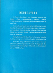 Samford University - Entre Nous Yearbook (Birmingham, AL) online yearbook collection, 1956 Edition, Page 18