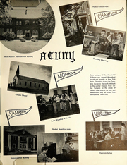 Sampson College - Senecan Yearbook (Geneva, NY) online yearbook collection, 1948 Edition, Page 11