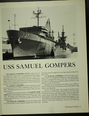 Samuel Gompers (AD 37) - Naval Cruise Book online yearbook collection, 1990 Edition, Page 9