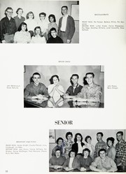 San Lorenzo High School - Confederate Yearbook (San Lorenzo, CA) online yearbook collection, 1960 Edition, Page 54