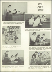 San Marcos Baptist Academy - Crest Yearbook (San Marcos, TX) online yearbook collection, 1956 Edition, Page 6