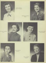 San Marcos High School - Rattler Yearbook (San Marcos, TX) online yearbook collection, 1949 Edition, Page 11 of 112
