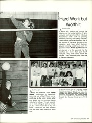 San Marcos High School - Talisman Yearbook (San Marcos, CA) online yearbook collection, 1987 Edition, Page 91