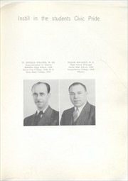 Sandy Township High School - Flambeau Yearbook (Du Bois, PA) online yearbook collection, 1943 Edition, Page 13