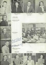 Santa Cruz High School - Cardinal Yearbook (Santa Cruz, CA) online yearbook collection, 1955 Edition, Page 10