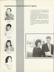 Santiago High School El Caballero Yearbook Garden Grove Ca Class Of 1965 Page 154 Of 222