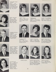 Santiago High School El Caballero Yearbook Garden Grove Ca Class Of 1969 Page 30 Of 220