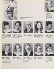 Santiago High School El Caballero Yearbook Garden Grove Ca Class Of 1969 Page 47 Of 220