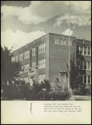 Sapulpa High School - Sapulphan Yearbook (Sapulpa, OK) online yearbook collection, 1951 Edition, Page 8