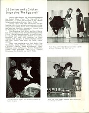 Schuyler High School - Warrior Yearbook (Schuyler, NE) online yearbook collection, 1964 Edition, Page 13