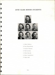 Scienceville High School - Cavalier Yearbook (Youngstown, OH) online yearbook collection, 1941 Edition, Page 11