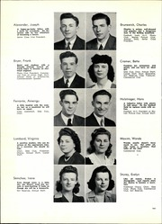 Scienceville High School - Cavalier Yearbook (Youngstown, OH) online yearbook collection, 1943 Edition, Page 12