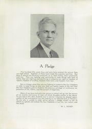 Page 7, 1945 Edition, Scienceville High School - Cavalier Yearbook (Youngstown, OH) online yearbook collection