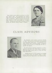 Page 9, 1945 Edition, Scienceville High School - Cavalier Yearbook (Youngstown, OH) online yearbook collection