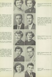 Scotia Glenville High School - Acropolis Yearbook (Scotia, NY) online yearbook collection, 1952 Edition, Page 16