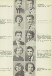 Scotia Glenville High School - Acropolis Yearbook (Scotia, NY) online yearbook collection, 1952 Edition, Page 17 of 82