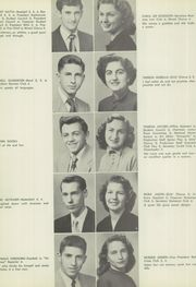 Scotia Glenville High School - Acropolis Yearbook (Scotia, NY) online yearbook collection, 1952 Edition, Page 18