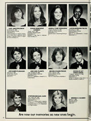Seabreeze High School - Sandcrab Yearbook (Daytona Beach, FL) online yearbook collection, 1981 Edition, Page 36